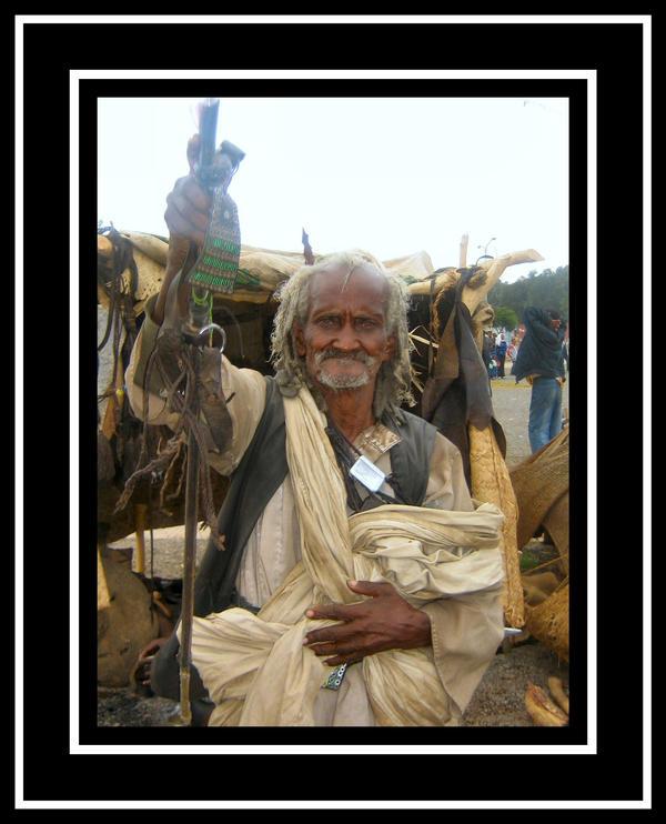 That Old Man.. by konjit