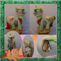 MLP Plushie Contest by Meowplease