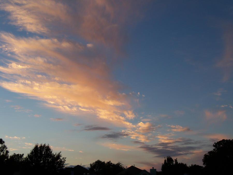 Path of Clouds by Dlaeth