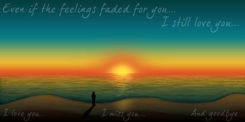 Sunset by Dlaeth