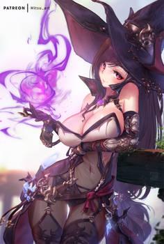 Dark Witch Tifa