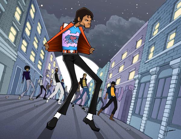 Beat it Era by yamenhazem