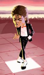 Billie Jean by yamenhazem