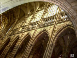 St Vitus Cathedral 2 by animisiewaz
