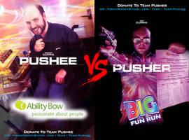 Pushee vs Pusher