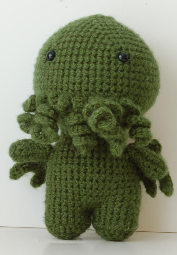 cthulhu by CaptainDammit