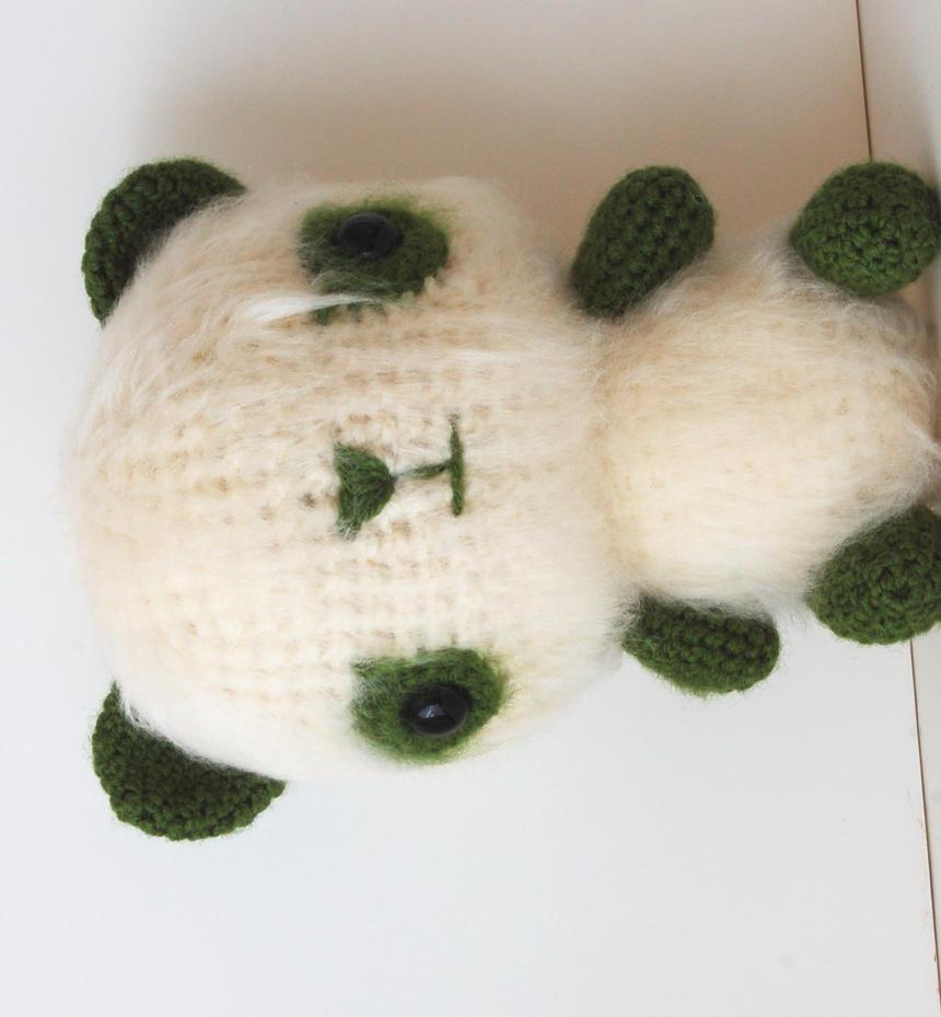 panda by CaptainDammit