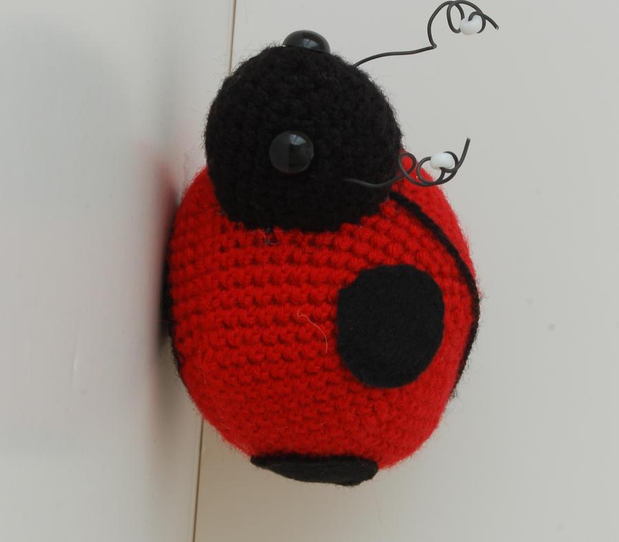 ladybug by CaptainDammit