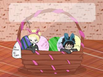 Happy Easter Joya :O by casziel