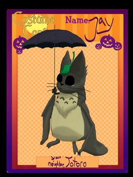 Jay - Halloween