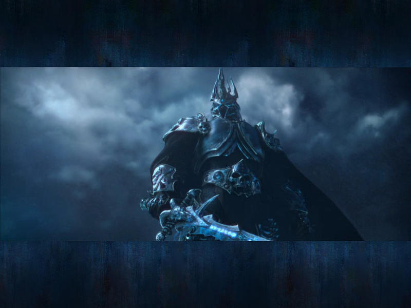 The Lich King Wallpaper by Dark-Prince-Of-Chaos on DeviantArt