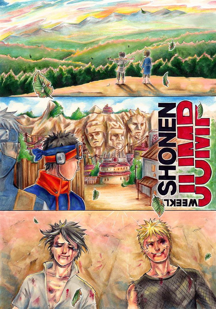 Naruto Cover Contest by Tattochan