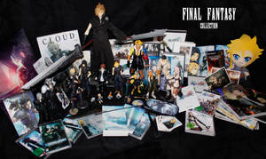 .:My Final Fantasy Collection:.