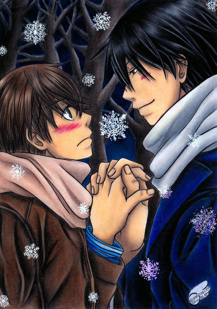 Take my hand... by Xx-Syaoran-kun-xX