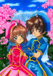 We are together - and now forever!! by Xx-Syaoran-kun-xX