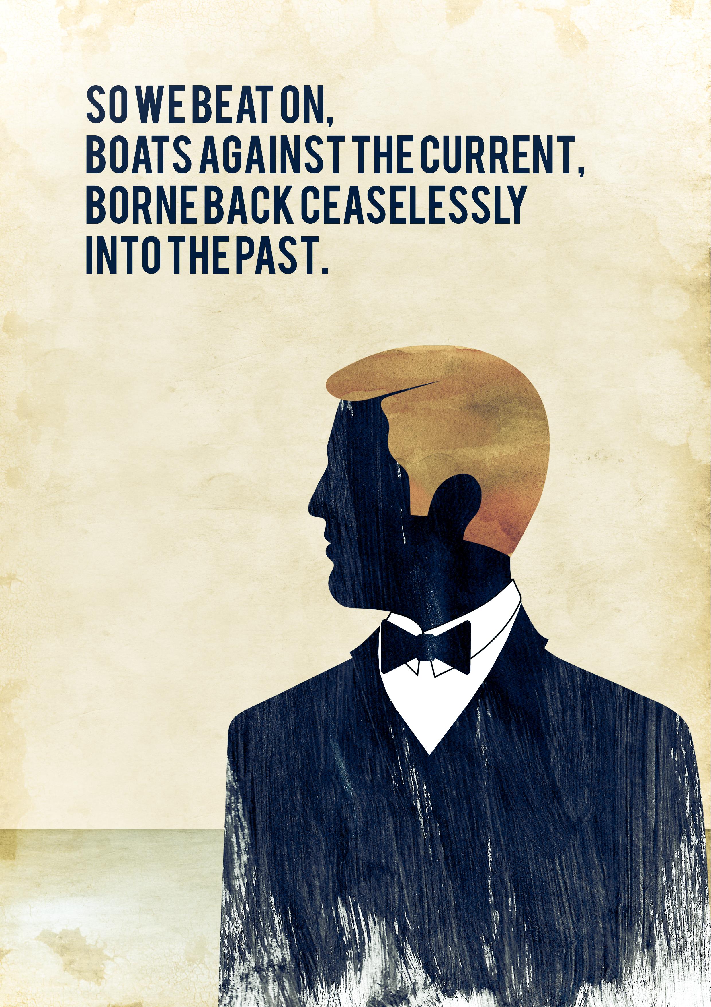Gatsby by khakisoul