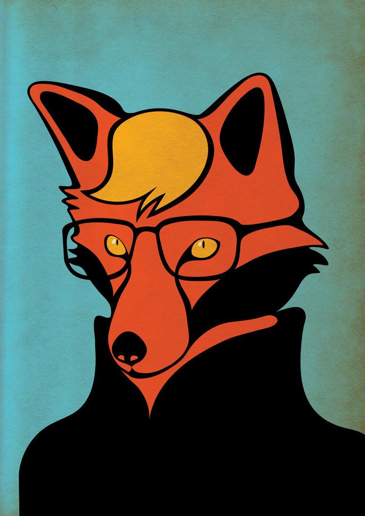 Mr. Fox by khakisoul