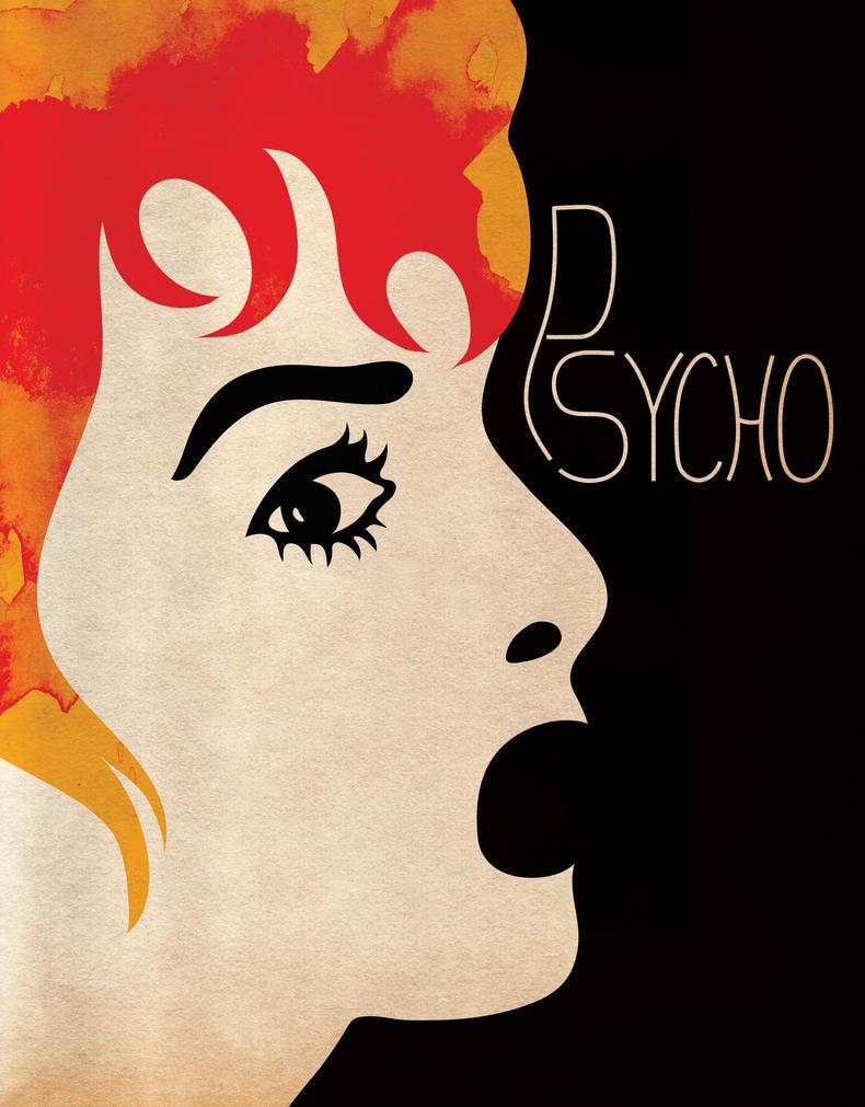 Psycho by khakisoul