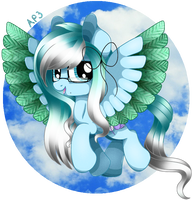 [MLP] Amaranthine Sky (AT) by AmberPone
