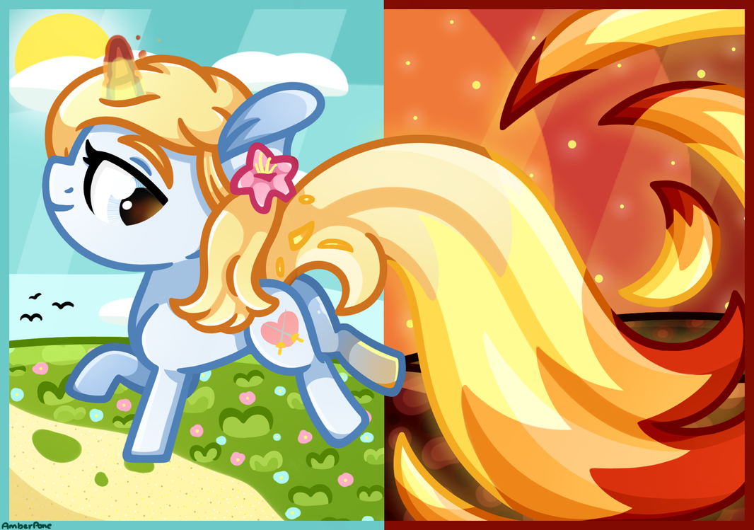 [MLP] Crystal Summer (PC) 2 by AmberPone