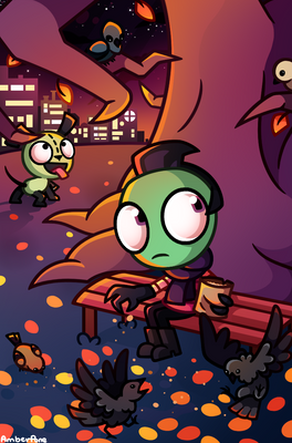 [Invader Zim] Rotting season