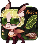 [MLP] Vision (sona ref) by AmberPone
