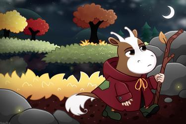 [Moominvalley](nextgen) Moofintroll