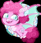 [MLP] GEN5 Pinkie Pie redesign by AmberPone