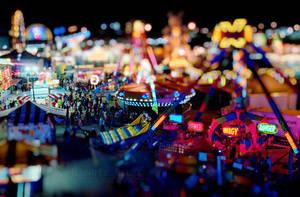 Night Lights by jenniferstuber