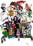 The Next Generation Cartoons