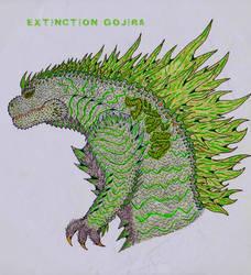 Extinction Gojira
