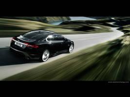 Jaguar XF-R by eastonchang