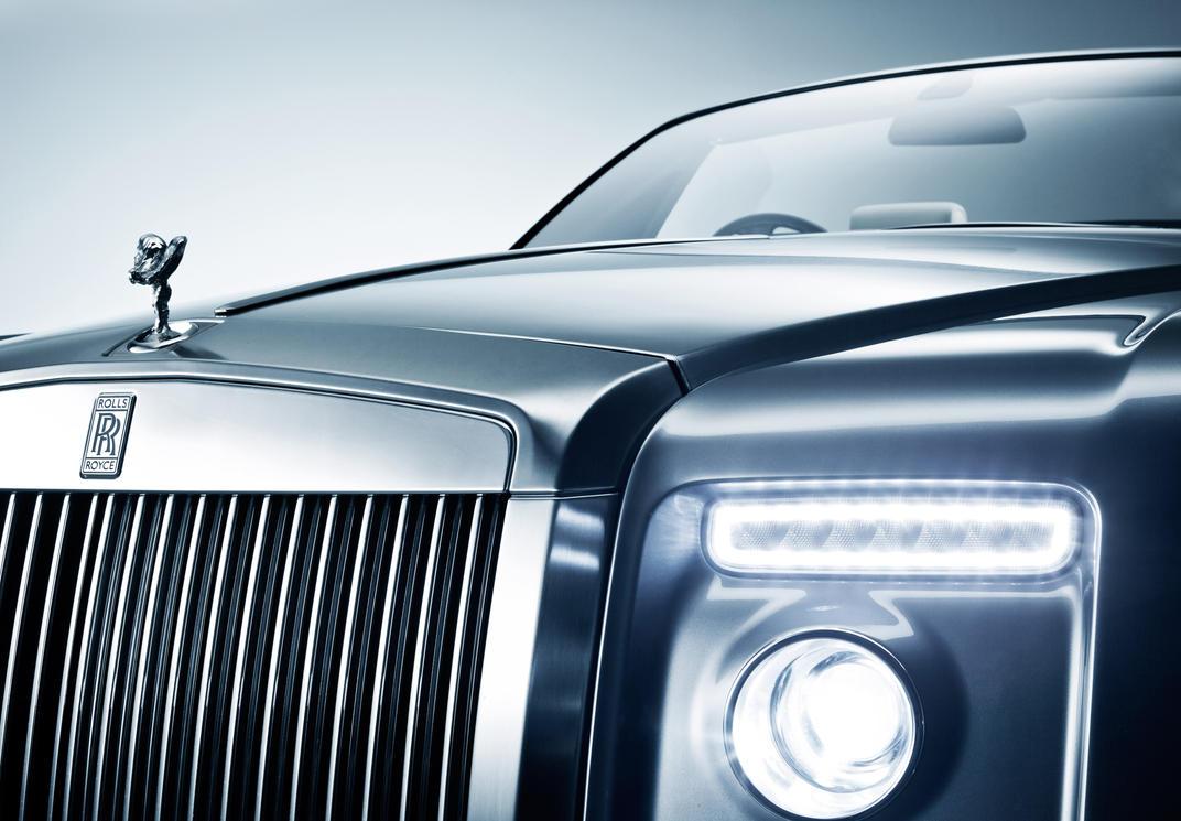 Rolls Royce by eastonchang