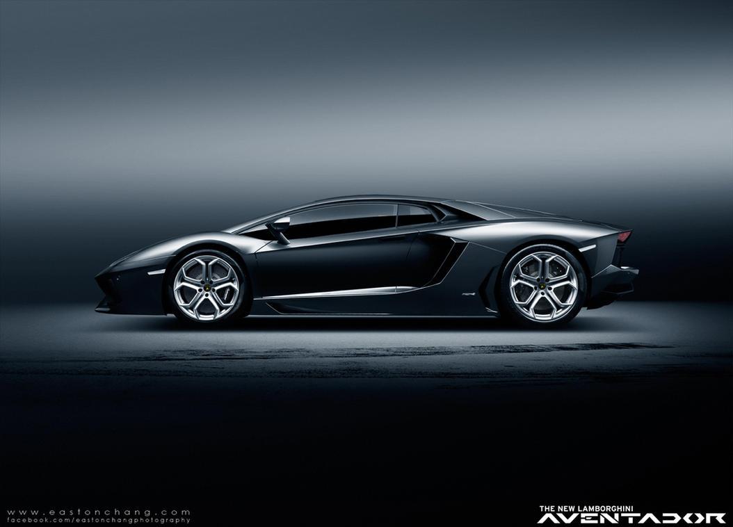 Lamborghini Aventador by eastonchang