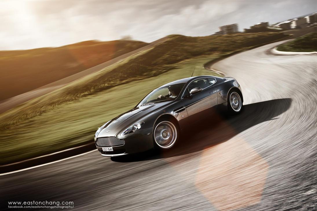 Aston Martin by eastonchang
