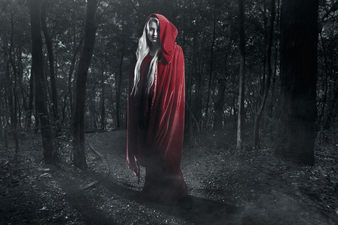 Red Riding Hood 1 by eastonchang