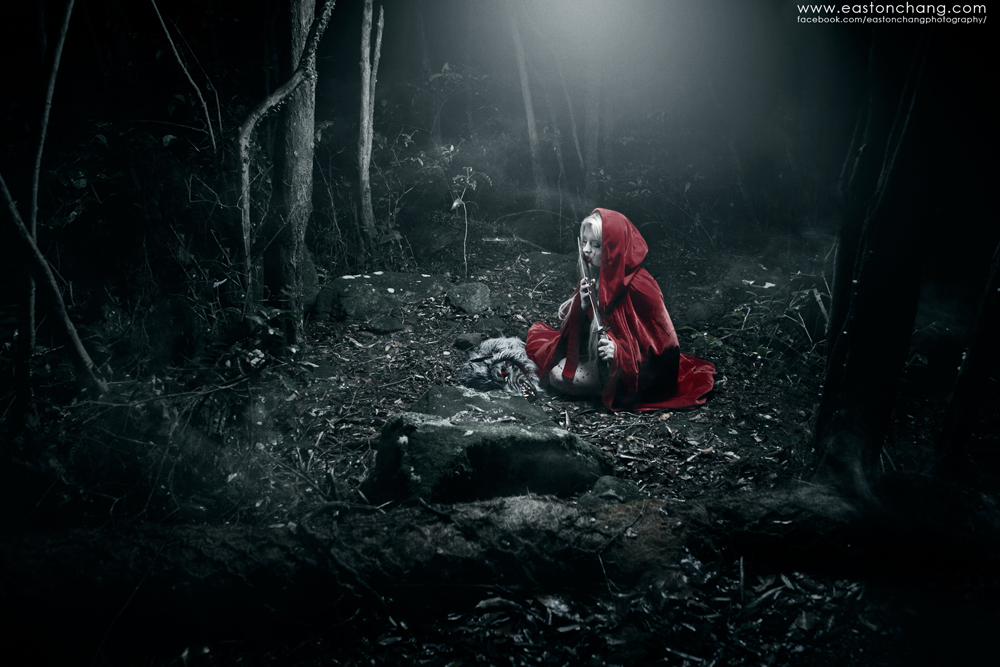 Red Riding Hood 2 by eastonchang