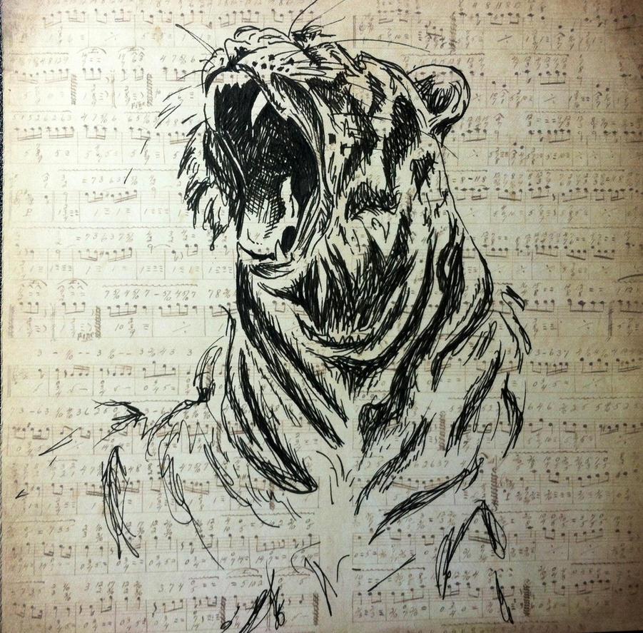 Roar by Alyx-Hundo