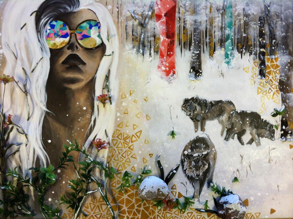 Into the Woods by Alyx-Hundo