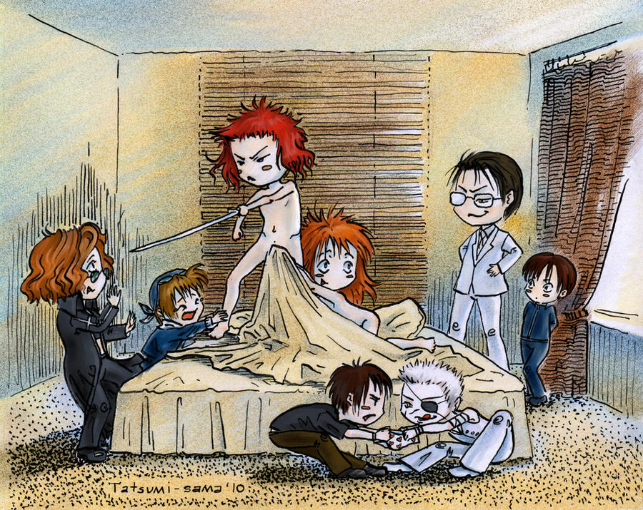 WTF by Tatsumi-sama