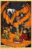 The October. Halloween. by Tatsumi-sama