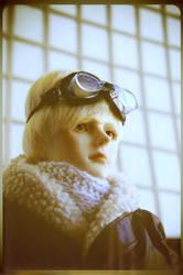 An  old photograph by Tatsumi-sama
