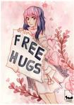 free hugs present for Yazoo