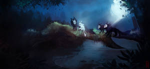 Fanart - Ori and the blind forest