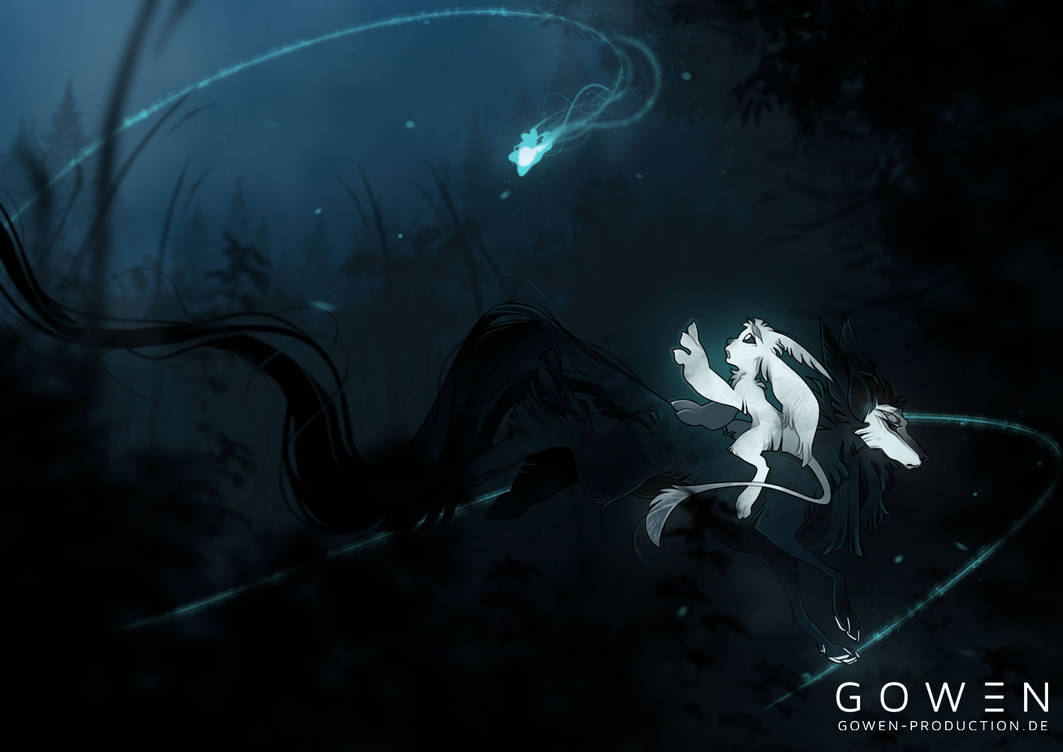 FanArt:: Ori and the blind forest