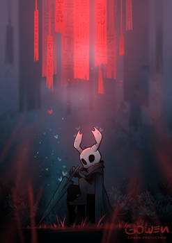 FANART:: Hollow Knight
