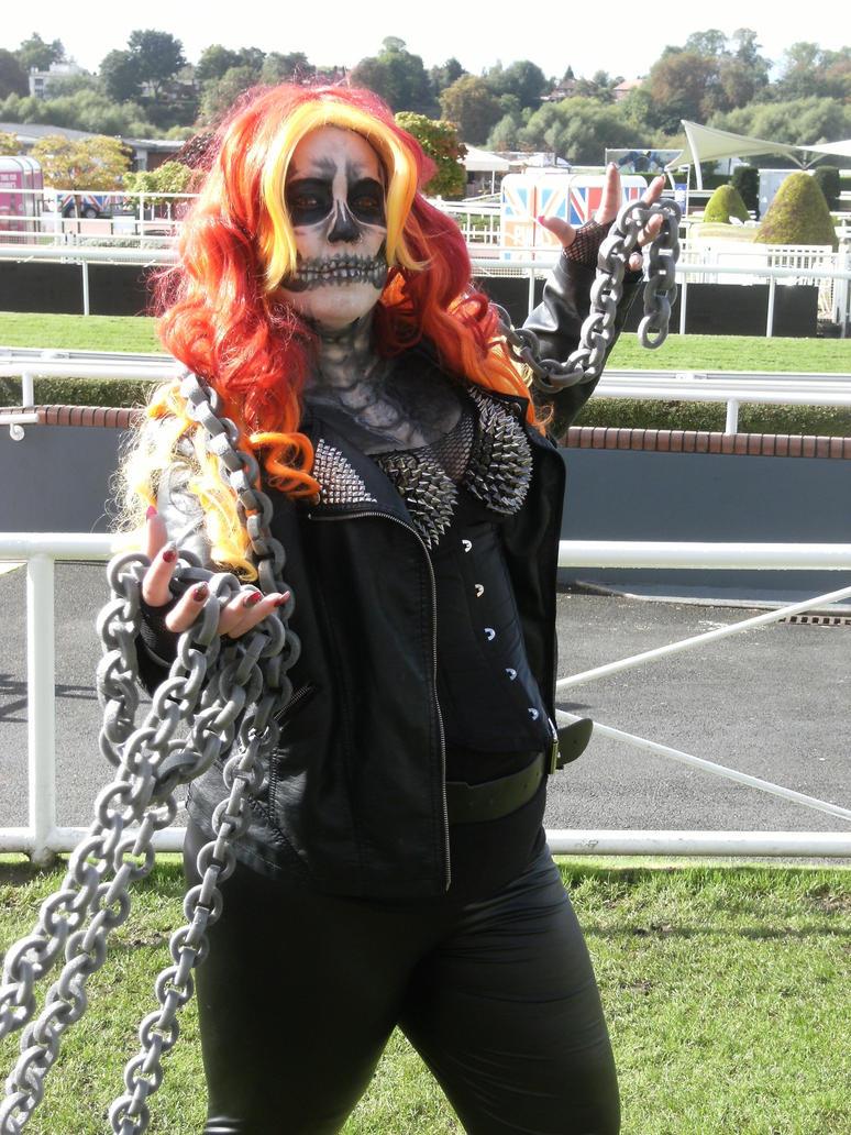 Ghostrider by annoyinglizardvoice