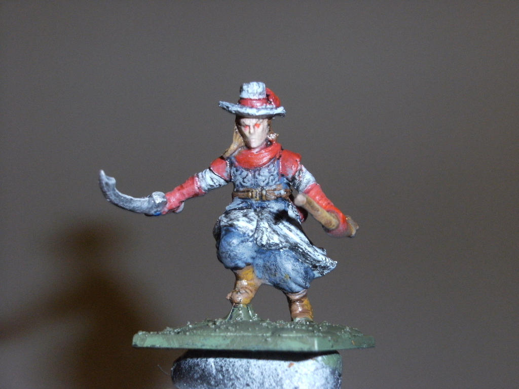 Pathfinder inquisitor by annoyinglizardvoice
