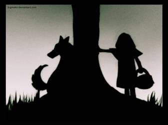 The Big Bad Wolf by BigMako