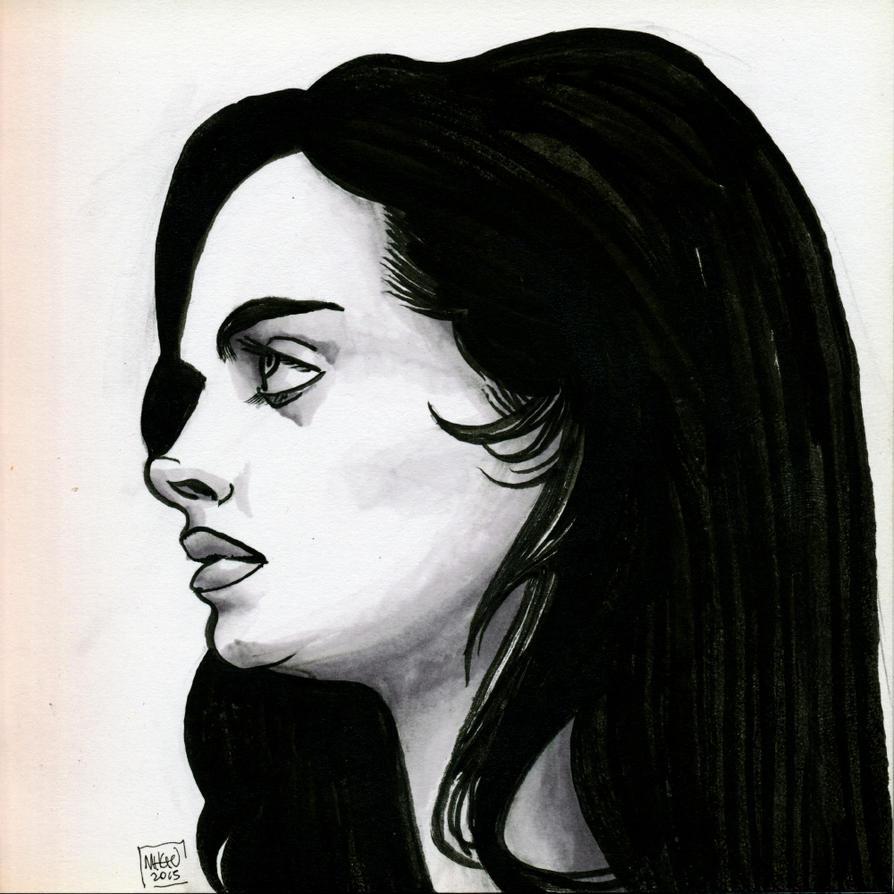 Jessica Jones by MHG5